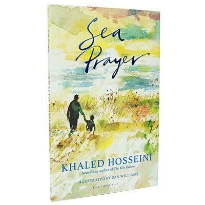 Sea Prayer: Signed Edition (Hardback)