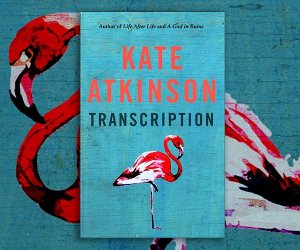 The Interview: Kate Atkinson on Transcription