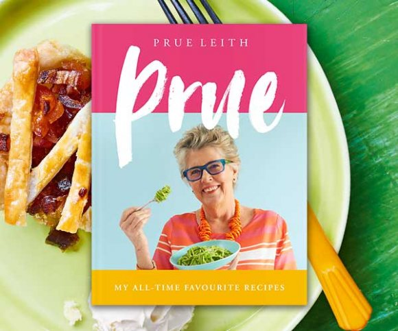 A Book & A Bite: Exclusive Recipes from Prue Leith