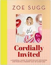 CORDIALLY INVITED: AN EVENING WITH ZOE SUGG