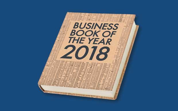 Financial Time and Mckinsey Business Book of the year Award