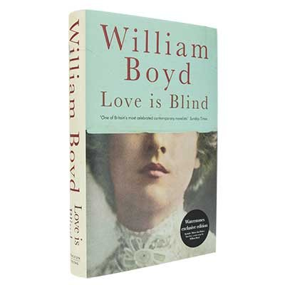Love is Blind: Signed Edition (Hardback)