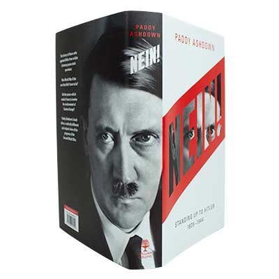 Nein!: Standing Up to Hitler 1935-1944 - Signed Edition (Hardback)
