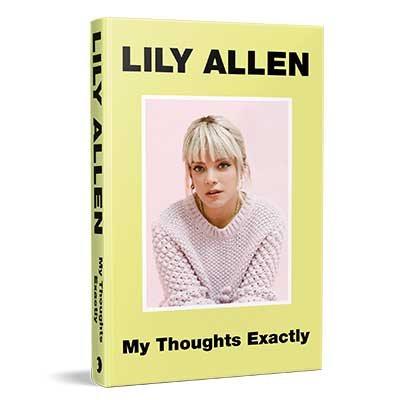 My Thoughts Exactly: Signed Edition (Hardback)