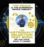 Exclusive Questions from Tim Peake's Astronaut Selection Test Book