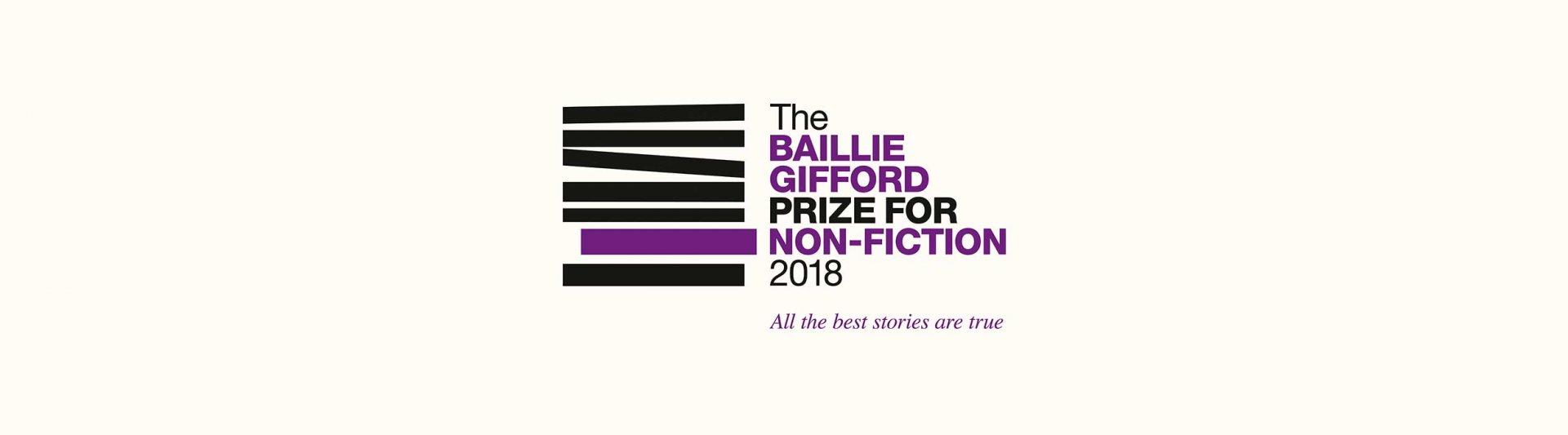 Baillie Gifford Book Award 2018
