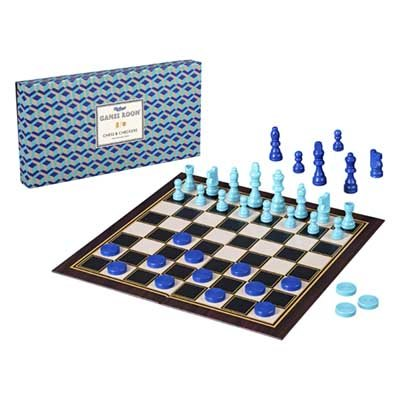 Ridley's Games Room Chess And Checkers New