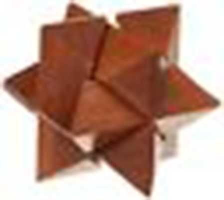 Mensa Wooden Pocket Puzzles