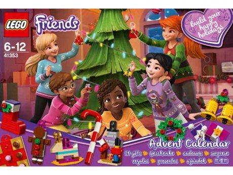 LEGO (R) Friends Advent Calendar: 41353