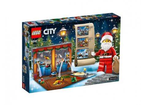 Lego City Advent Calendar Waterstones