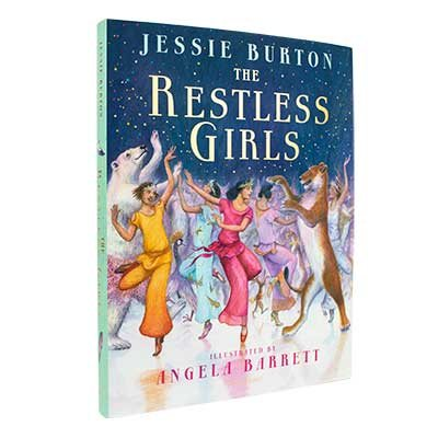 The Restless Girls (Hardback)
