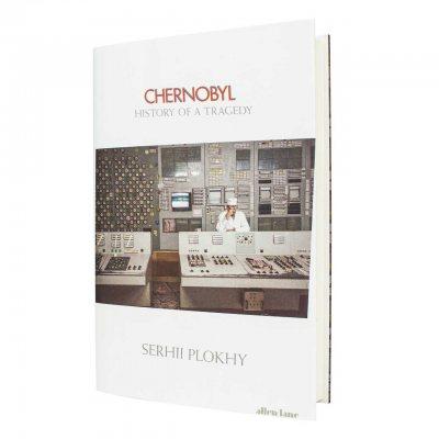 Chernobyl: History of a Tragedy (Hardback)