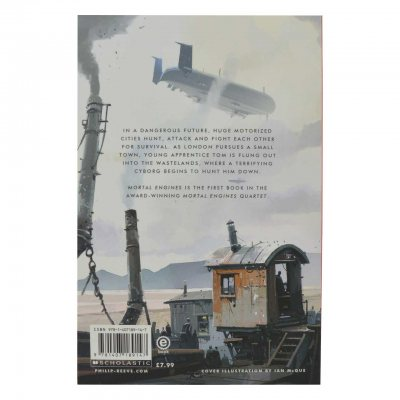 Mortal Engines - Mortal Engines Quartet 1 (Paperback)