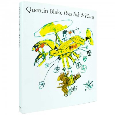 Quentin Blake: Pens Ink & Places - Quentin Blake 3 (Hardback)