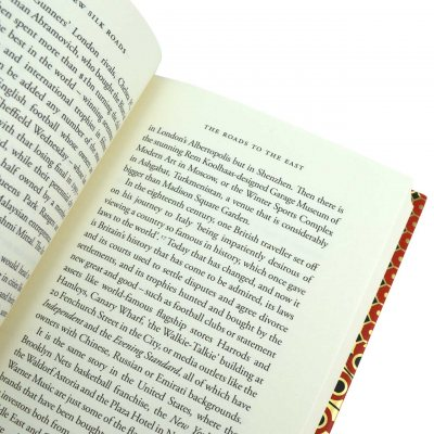 The New Silk Roads: The Present and Future of the World - Signed Edition (Hardback)