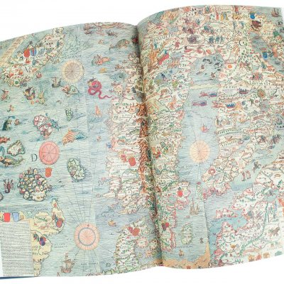 The Writer's Map: An Atlas of Imaginary Lands (Hardback)