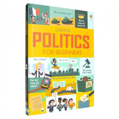 Politics for Beginners (Hardback)