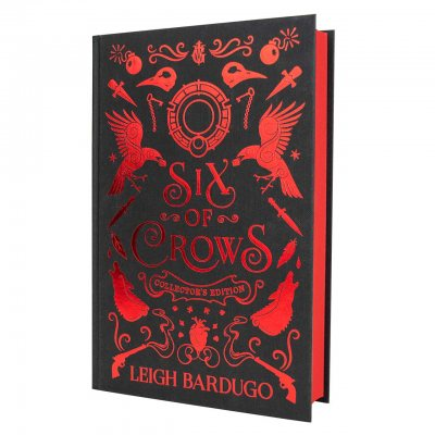 Six of Crows: Collector's Edition: Book 1 - Six of Crows (Hardback)