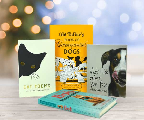 Books for Cat and Dog Owners