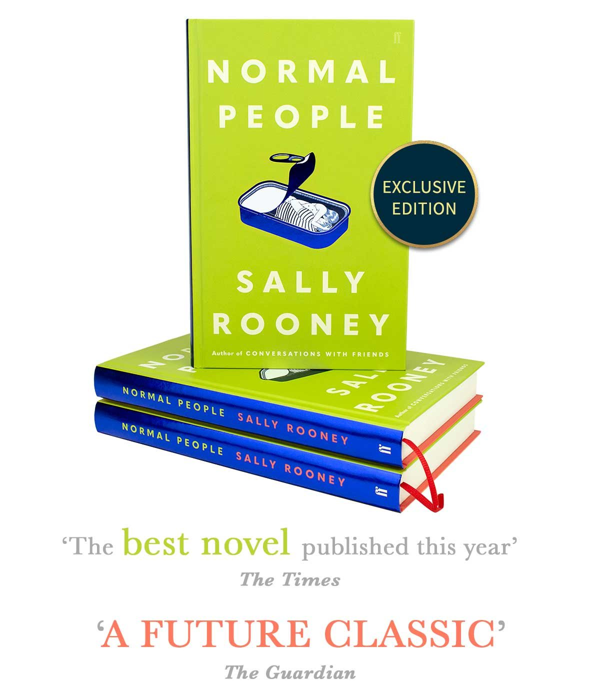 Waterstones Book of the Year 2018