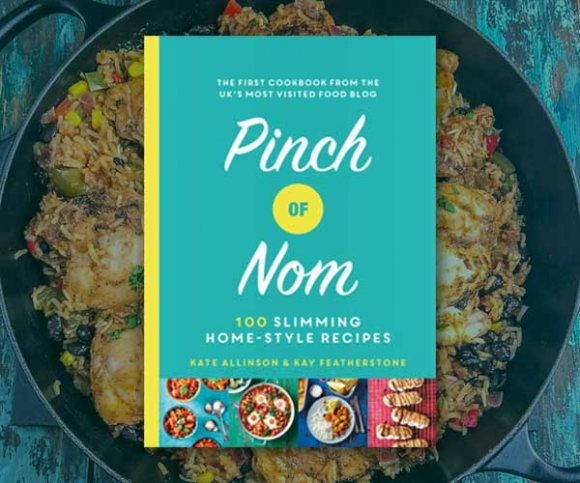 An Exclusive Recipe from Pinch of Nom