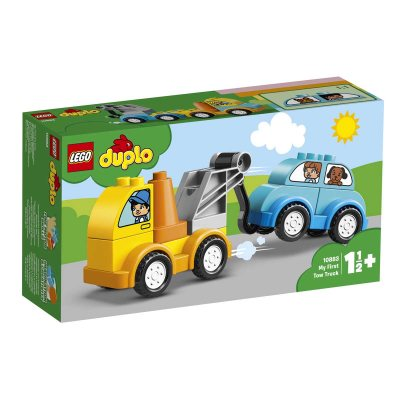 LEGO (R) My First Tow Truck: 10883