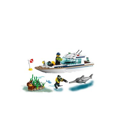 LEGO (R) Diving Yacht: 60221