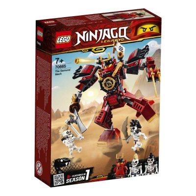 LEGO (R) The Samurai Mech: 70665