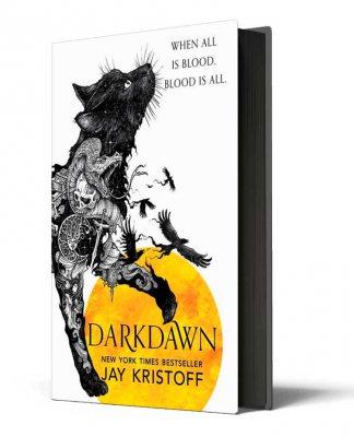 Darkdawn: Signed Edition - The Nevernight Chronicle 3 (Hardback)