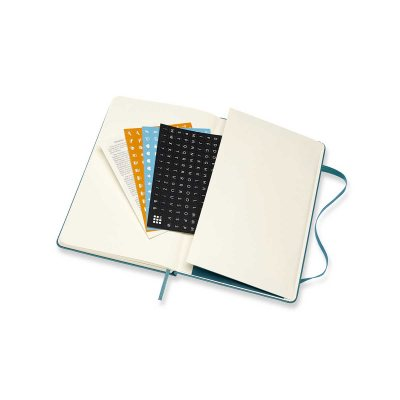 Magnetic Green Weekly Hard Large Diary 2019-2020 (Diary)