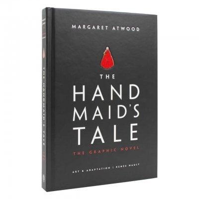 The Handmaid's Tale: Graphic Novel (Hardback)