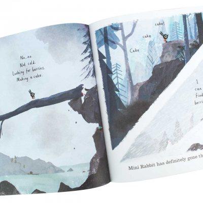 Mini Rabbit Not Lost - Mini Rabbit (Paperback)