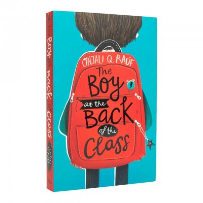 The Boy At the Back of the Class by Onjali Q. Rauf, Pippa Curnick |  Waterstones