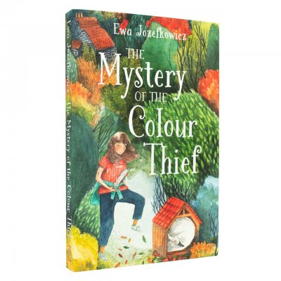 The Mystery of the Colour Thief (Paperback)