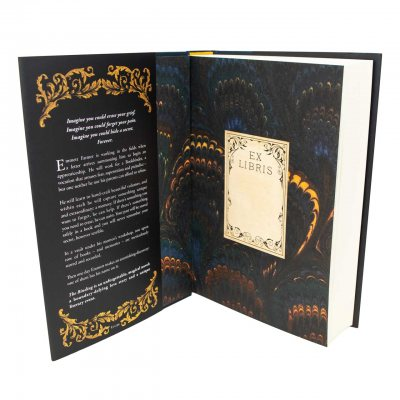 The Binding: Exclusive Signed Edition (Hardback)