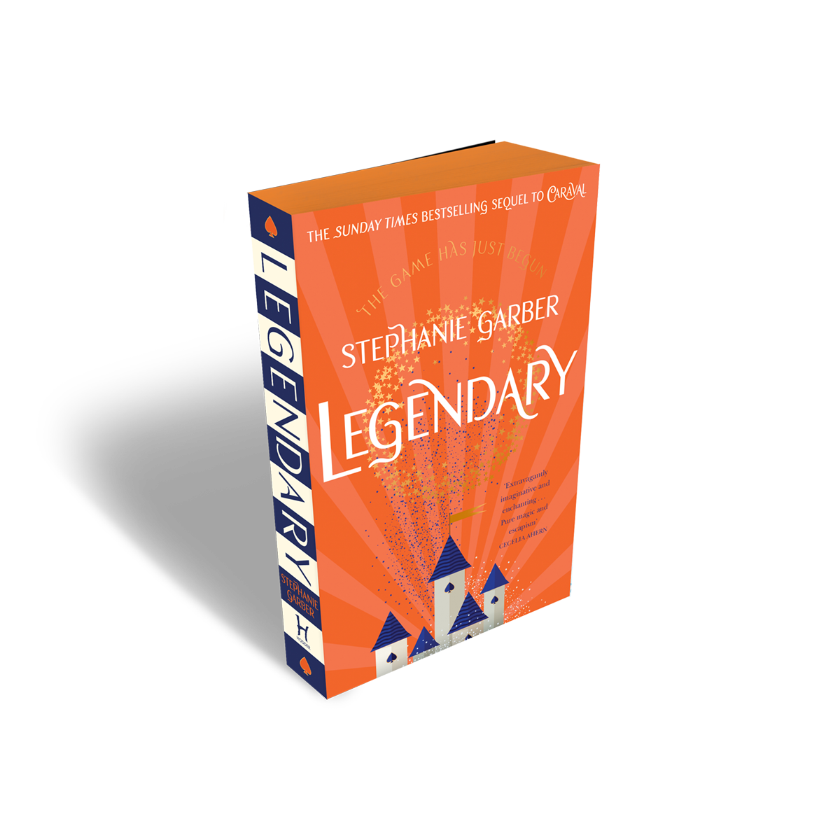 Legendary - Caraval (Paperback)