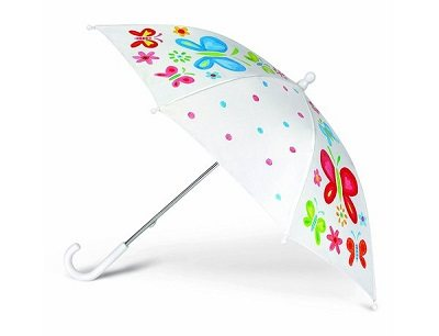 Paint Your Own Umbrella