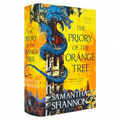 The Priory of the Orange Tree (Hardback)