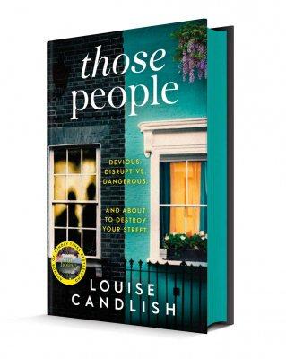Those People: Signed Exclusive Edition (Hardback)