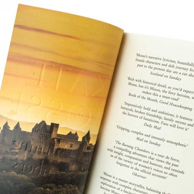 The Burning Chambers - The Burning Chambers (Paperback)