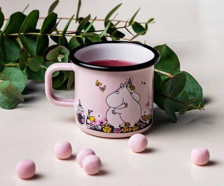 Moomin Pink Hug Mug