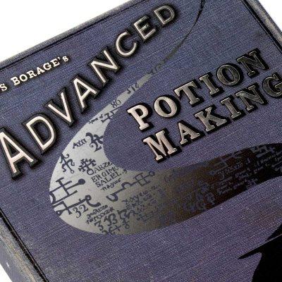 Advanced Potion-Making Journal