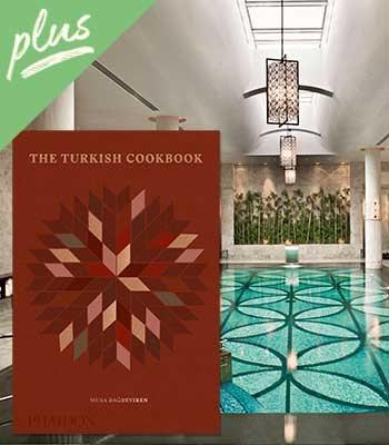 The Turkish Cookbook [plus] Prize Draw