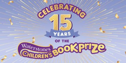 celebrating 15 years of the waterstones children's book prize