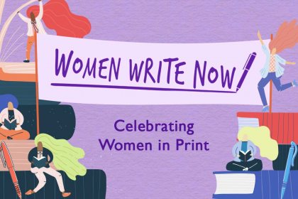Women Write Now - Celebrating Women in Print
