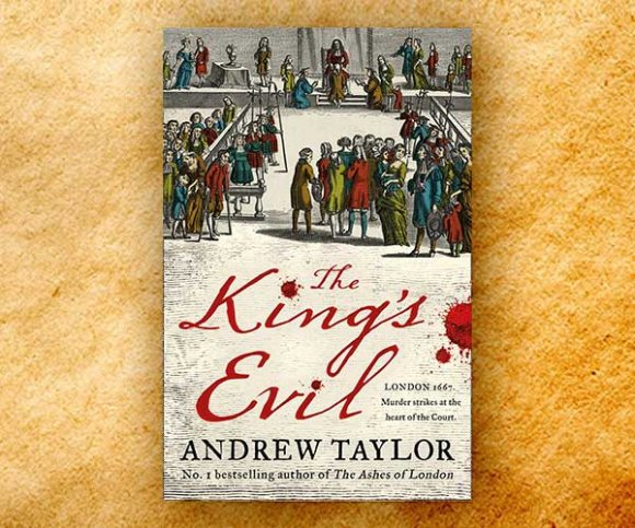 Andrew Taylor's Top Five Historical Novels