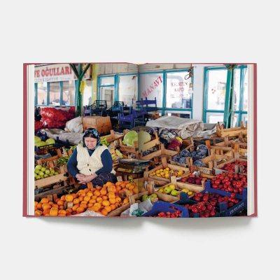 The Turkish Cookbook (Hardback)