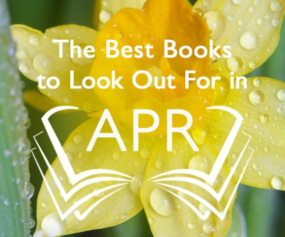 The Waterstones Roundup: April's Best Books