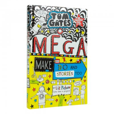 Tom Gates: Mega Make and Do (and Stories Too!) - Tom Gates 16 (Hardback)