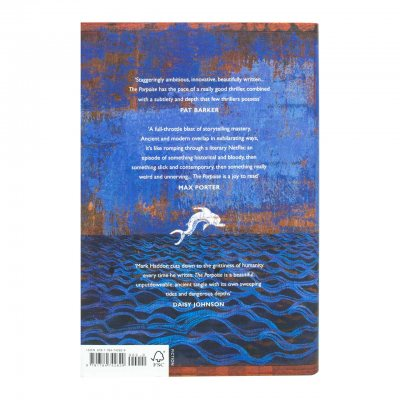 The Porpoise: Signed Edition (Hardback)